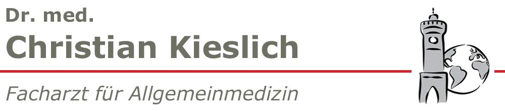 Dr. med. Christian Kieslich